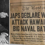 FDR-PearlHarborHeadline   David Palmer   One Day at a Time
